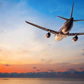 Go to the airport and take a random flight - Bucket List Ideas