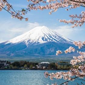 Visit Mount Fuji - Bucket List Ideas