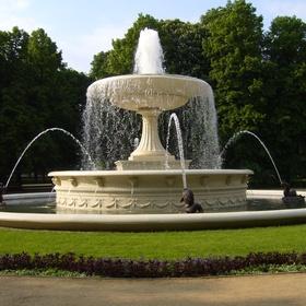 Swim in a Fountain - Bucket List Ideas