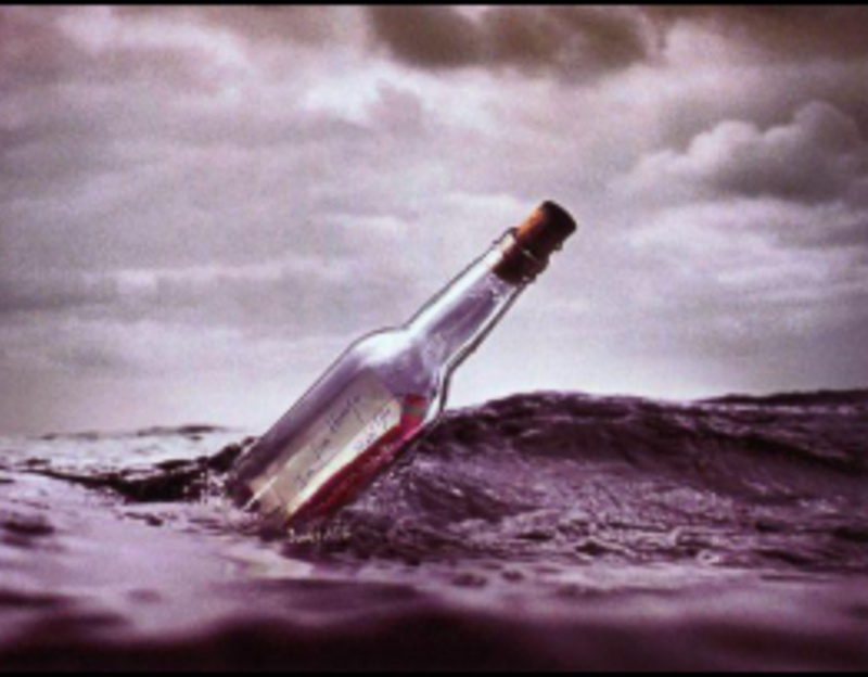 Bucketlist » Send a message in a bottle (Official Bucket List)
