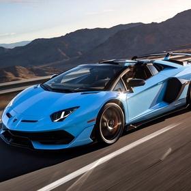 Drive a Lamborghini - Bucket List Ideas