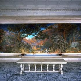 See the Tiffany Glass Mural - Bucket List Ideas