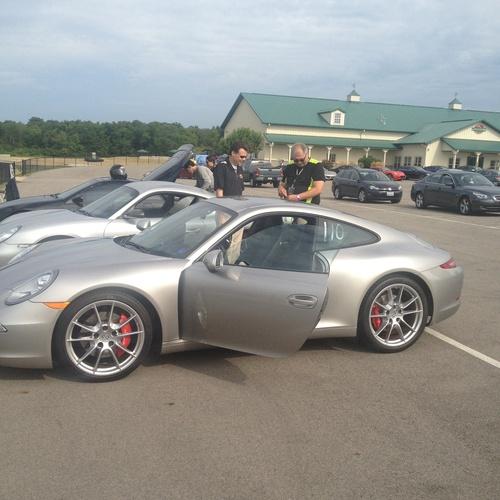 Pickup a spec built Porsche at factory in Stuttgardt - Bucket List Ideas
