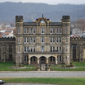 Tour the WV State Penitentiary - Bucket List Ideas