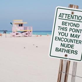 Go to a nudist beach - Bucket List Ideas