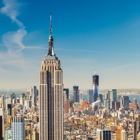 Stand on top of the empire state building - Bucket List Ideas