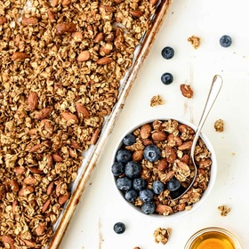 Make granola - Bucket List Ideas