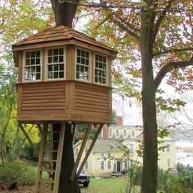 Build my son a tree house - Bucket List Ideas