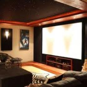 Create a home cinema and have a movie marathon - Bucket List Ideas