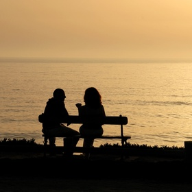Have a meaningful conversation with a stranger - Bucket List Ideas