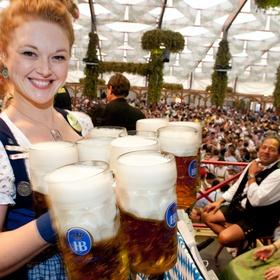 Attend Oktoberfest in Munich, Germany - Bucket List Ideas