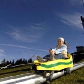 Try the summer toboggan run in Bodice, Stubai Valley, Austria - Bucket List Ideas