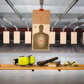 Fire a HANDGUN at a SHOOTING RANGE - Bucket List Ideas