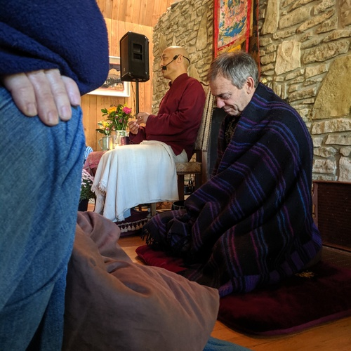 Go to a Buddhist retreat - Bucket List Ideas