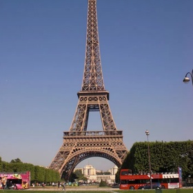 Place To Visit: The Eiffel Tower - Bucket List Ideas