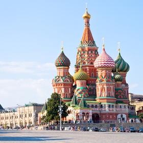 Aller à Moscou - Bucket List Ideas