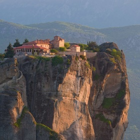 Visit the monasteries of Meteora, Greece - Bucket List Ideas
