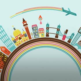 Work abroad - Bucket List Ideas