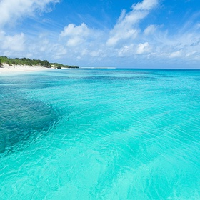 Go Swimming In Crystal Clear Blue Water Outside My Country - Bucket List Ideas