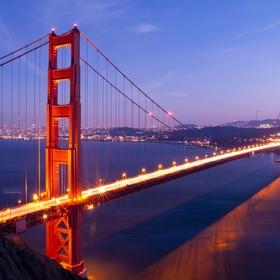 Drive on the Golden Gate Bridge, San Francisco - Bucket List Ideas