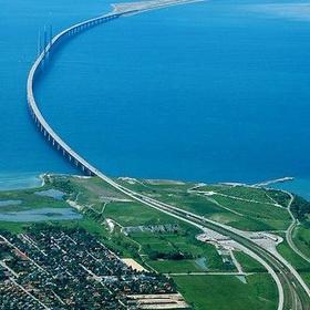 Take a train over the Oresund Bridge, between Malmo and Copenhagen - Bucket List Ideas