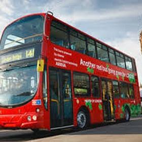 Ride in a Double Decker Bus in London - Bucket List Ideas