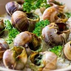 Try escargot - Bucket List Ideas