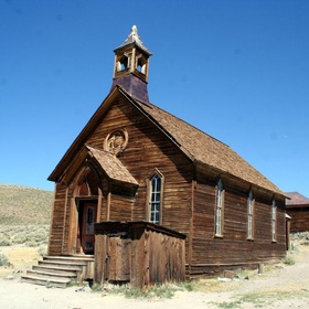 Visit the ghost town of bodie california - Bucket List Ideas