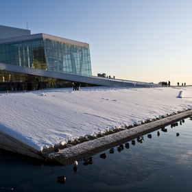 See a play at Oslo opera house - Bucket List Ideas