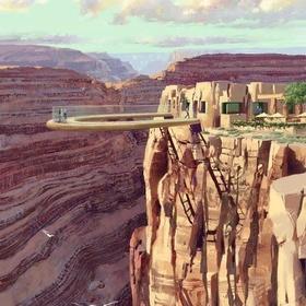 Skywalk over the Grand Canyon - Bucket List Ideas
