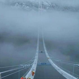 Visit Hardanger Bridge, Norway - Bucket List Ideas