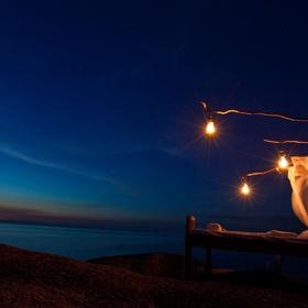 Sleep Under the Stars on the Beach - Bucket List Ideas