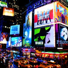 Attend a Show on Broadway - Bucket List Ideas