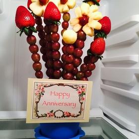 Celebrate Our Flowers & Fruit Anniversary - Bucket List Ideas