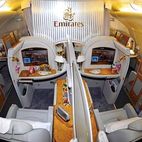 Fly First Class - Bucket List Ideas