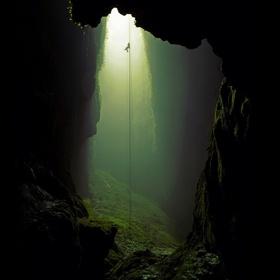 Go cave climbing! - Bucket List Ideas