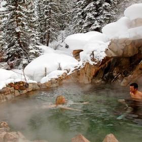 Soak in a hot spring - Bucket List Ideas