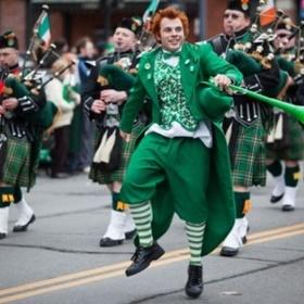 Attend St. Patrick's Day festival in Ireland - Bucket List Ideas