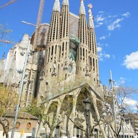 See the finished Sagrada Familia - Bucket List Ideas