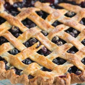 Make 10 different types of pie - Bucket List Ideas