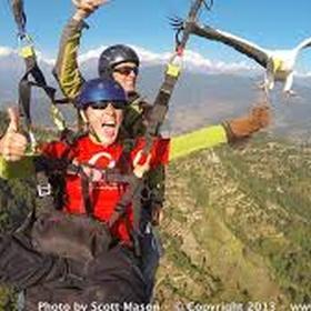 Go 'Parahawking' in Nepal - Bucket List Ideas
