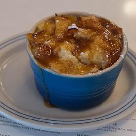 Try  challah breadpudding - Bucket List Ideas