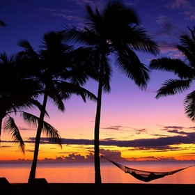 Snuggle or Nap in a Hammock in a Tropical Place - Bucket List Ideas
