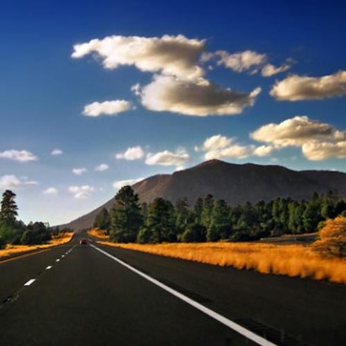 Road Trip Coast to Coast - Bucket List Ideas