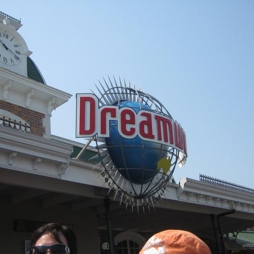 Go to a theme park - Bucket List Ideas