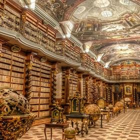 Tour the Klementinum Praha - Bucket List Ideas