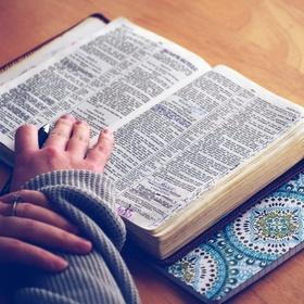 Read the entire Bible - Bucket List Ideas