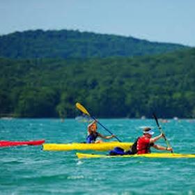 Go kayaking - Bucket List Ideas
