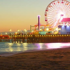 Run Along Santa Monica Pier - Bucket List Ideas