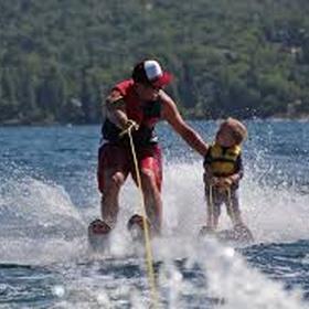 Learn to Water Ski - Bucket List Ideas